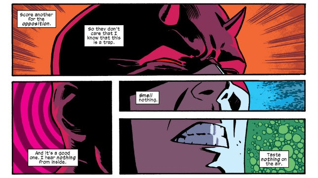 Daredevil Can't Sense the Danger in My Favorite Scene From This Week's Comics. What's Yours?