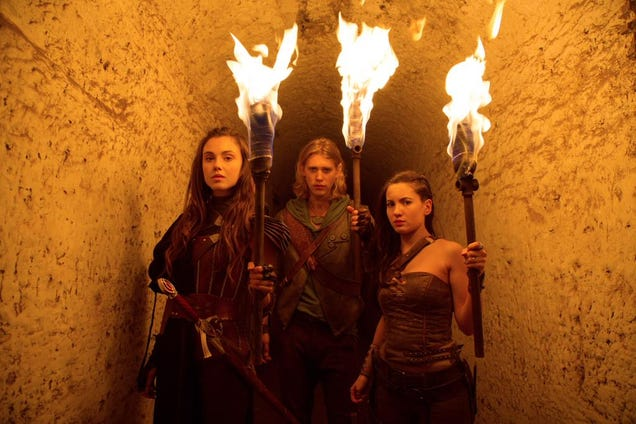 Meet the Main Characters of The Shannara Chronicles in This First Photo