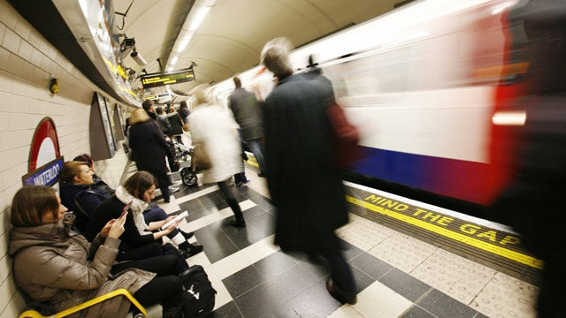 London Underground's Excess Heat Will Warm the City's Homes