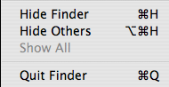 Add Quit to the Finder Menu