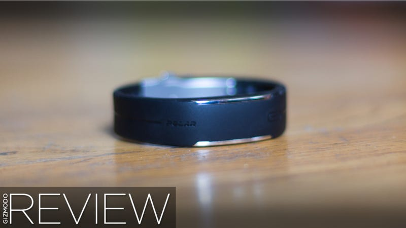 Polar Loop Activity Tracker Review: A Circle Behind the Curve