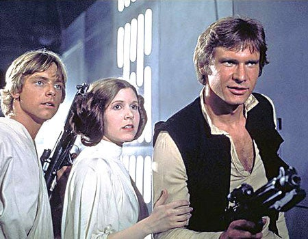 Star Wars to be Re-Released in 3D