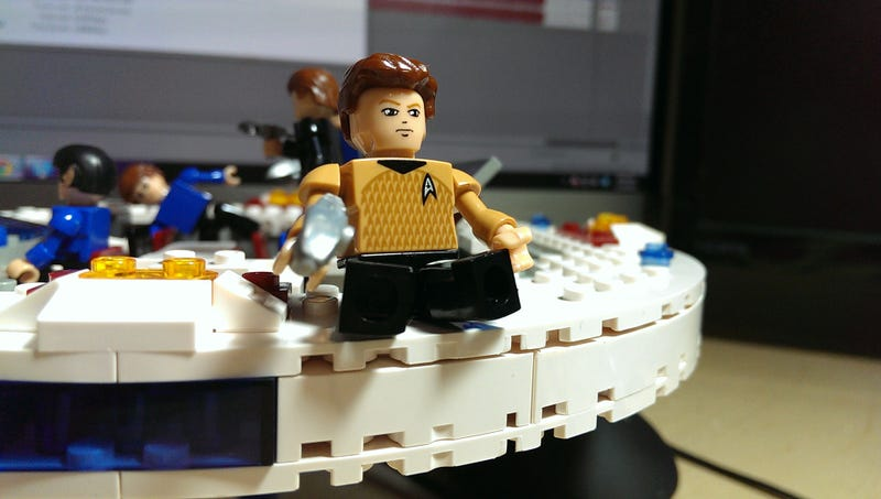 I Couldn't See Star Trek This Weekend, So I Built My Own