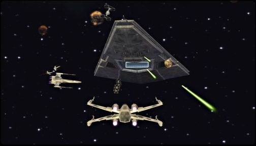 Star Wars Battlefront: Elite Squadron Preview: Land, Air and Space