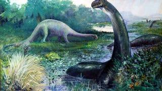 The return of the Brontosaurus