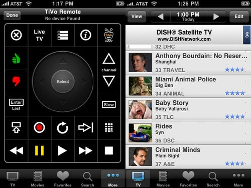 i.TV 2.0 iPhone App Adds Push Notifications and TiVo Remote