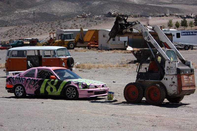 People's Curse at the 24 Hours of LeMons Reno-Fernley