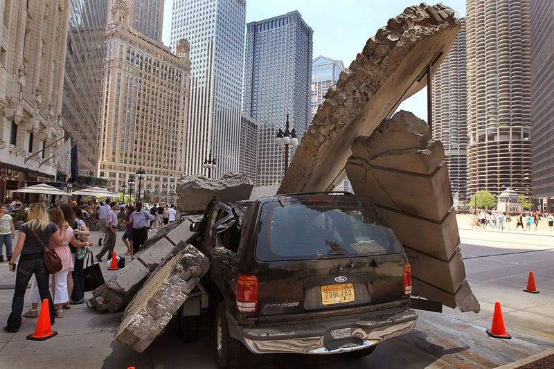 Transformers Chicago Destruction Gallery