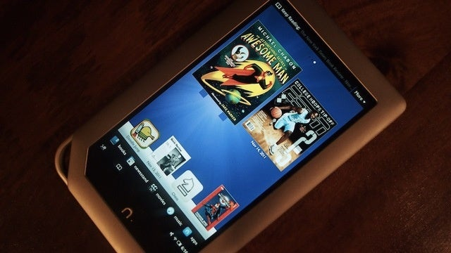 You Can Now Read DC Comics on Nook