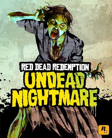 Red Dead Redemption DLC Gets Standalone Disc Release