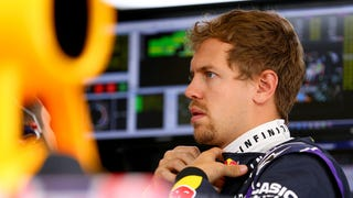 Vettel Will Start USGP From Pit Lane After Getting Engine No. 6