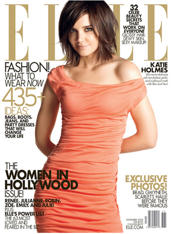 Elle: Covering Hollywood, Missing Cover Lines
