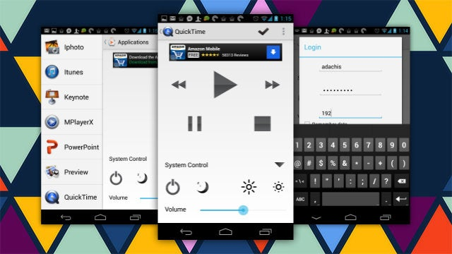 Mac Remote Controls Your Mac from the Comfort of Your Android Phone or Tablet