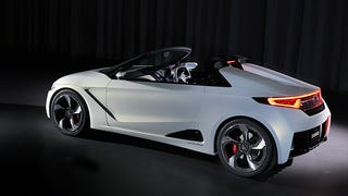 Lads, we're getting a Honda S660 with a 1.0 turbo
