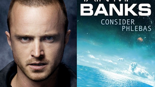 Aaron Paul's next project (in a perfect world)