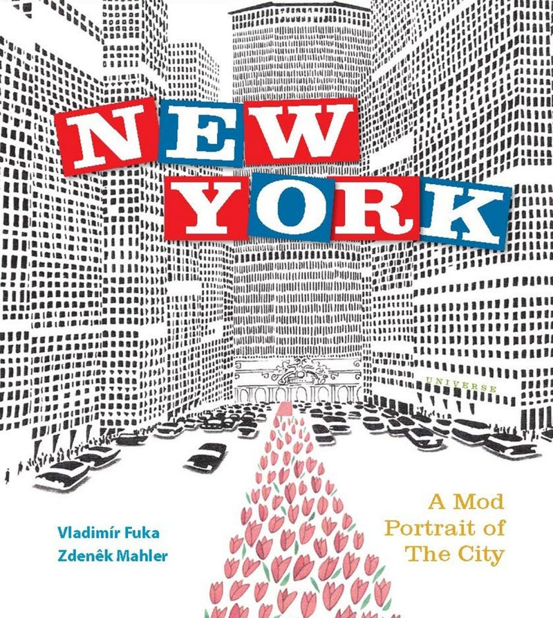 The 1960s NYC Guidebook That the Czech Secret Police Almost Destroyed