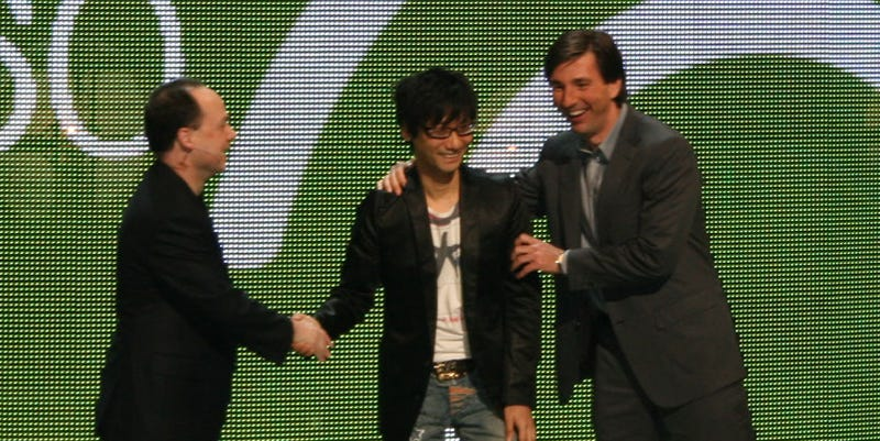 Hideo Kojima Confirms Castlevania Project, Announces Metal Gear Arcade