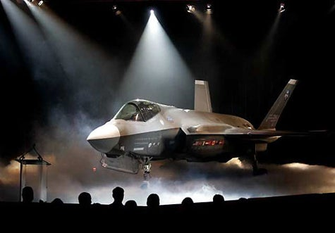 Assembly Line Set to Churn Out F-35 Fighters