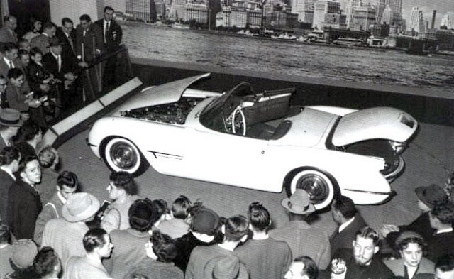 This day in automotive history - Corvette edition