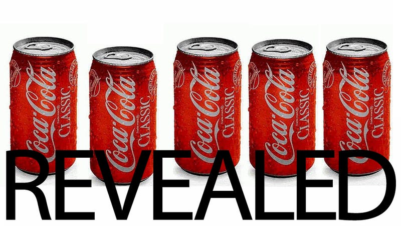 Coca-Cola's Secret Recipe Finally Revealed (Updated)