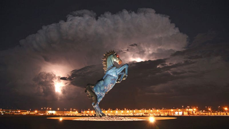 Proof that Denver Airport is one of the most evil places on Earth