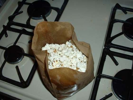 Save Dollars and Calories with DIY Microwave Popcorn