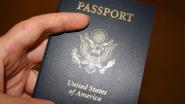 Be Sure Your Passport is Valid for Six Months Before Flying Abroad