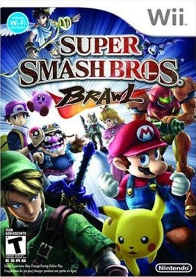 Super Smash Bros. Brawl Tops U.S. Best Sellers