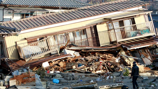 The Latest Japanese Disaster News