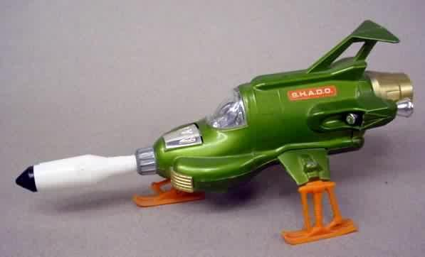 Classic Sci-Fi Toy Gallery