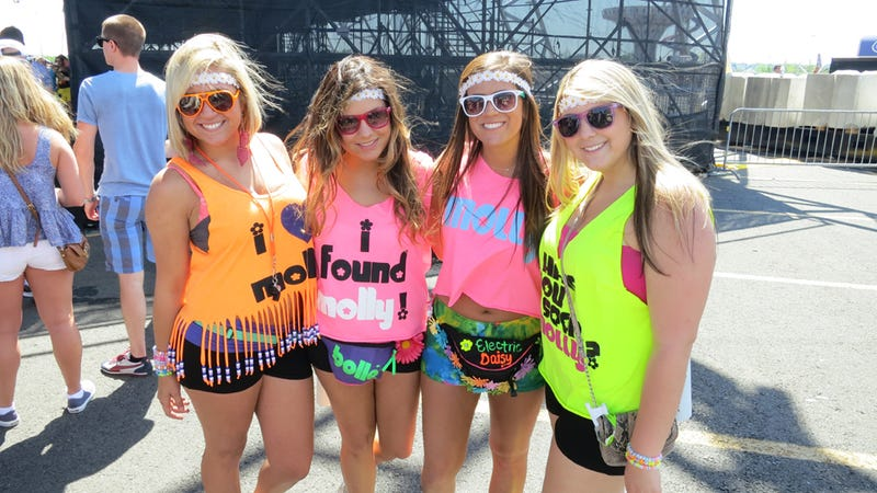 Finding 'Molly': Photos From the 2012 Electric Daisy Carnival