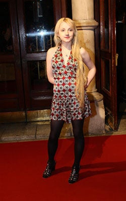 Fashion Falters At Irish Film & Television Awards