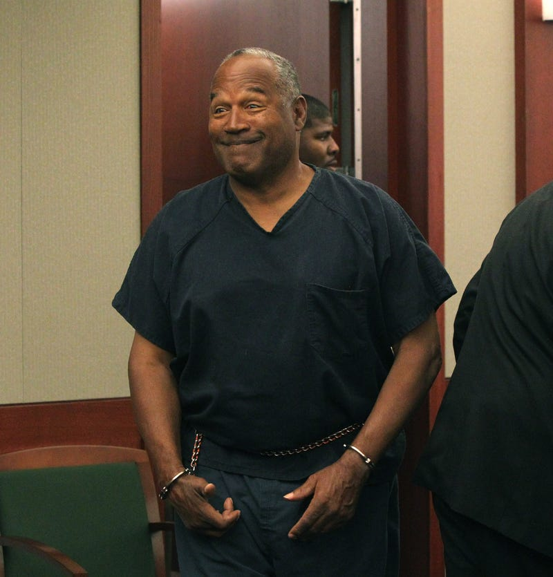 Here's What O.J. Simpson Looks Like These Days