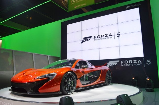 Wow the Forza 5 car list is disappointing....
