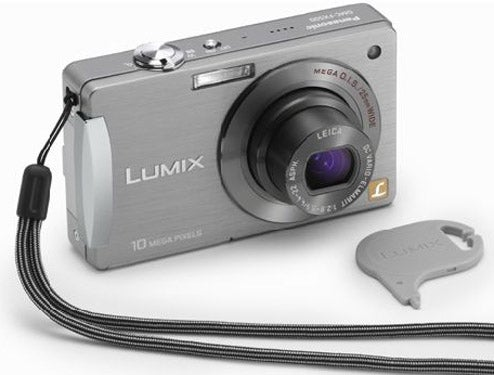 Panasonic Goes Touchscreen With the LUMIX FX500 Digital Camera