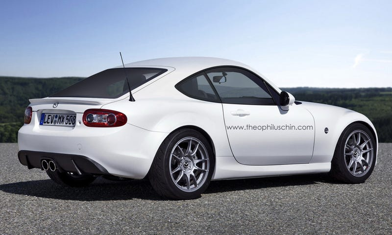 Hey Mazda, are you listening?