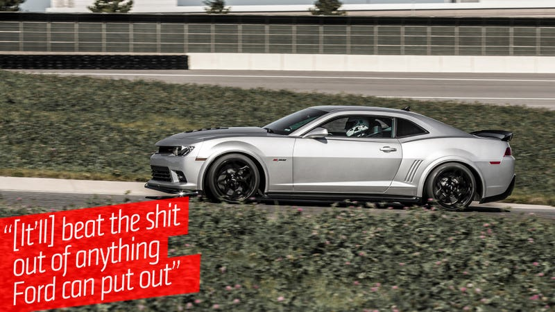 Why Chevy Built, Destroyed And Finally Rebuilt The Camaro Z/28