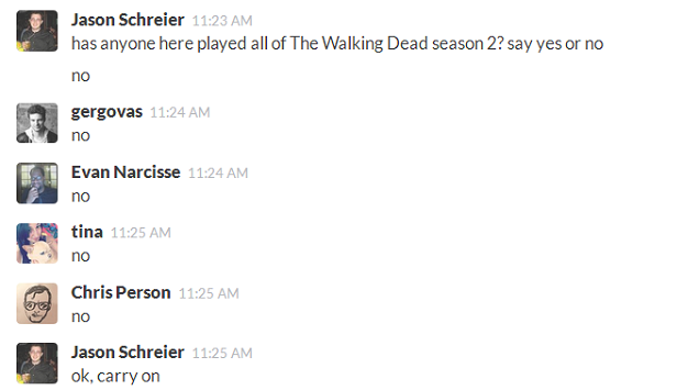Here's A Walking Dead Trailer None Of Us Have Watched Because Spoilers