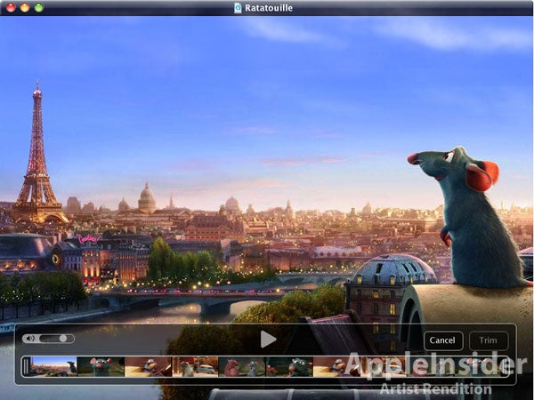 """Apple's OS X Snow Leopard Operating System Getting a Darker """"Marble"""" User Interface?"""