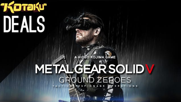 Ground Zeroes, Humble Double Debut, Epic Fantasy Bundle [Deals]