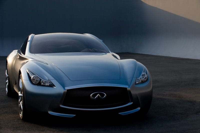 Infiniti Essence Concept: The Spirit Of Breathtaking