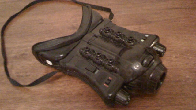 Second Gen EyeClops Night Vision Goggles Cheaper, Better, and Still Creepy