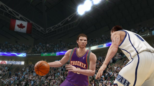 EA Sports Keeps NBA Live in the Game, but Can It Compete?