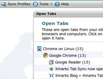 Xmarks Lets You Open Synced Tabs from Any Browser