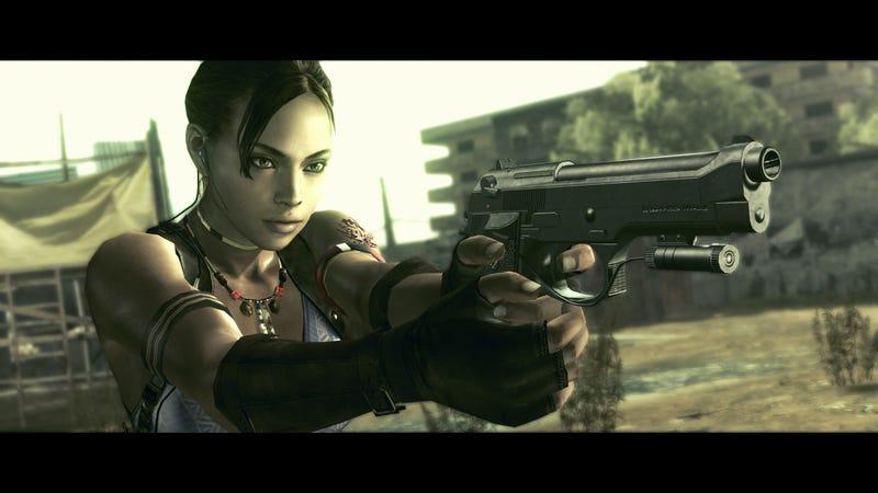 Resident Evil 5 Screenshot Bonanza