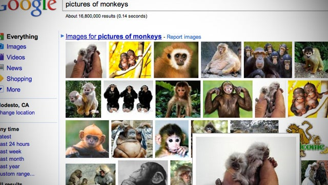 Google Search Now Recognizes When You're Looking for Images
