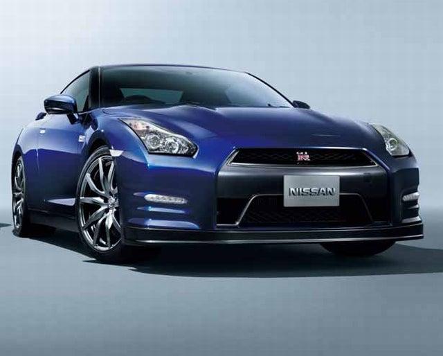 2012 Nissan GT-R: Godzilla Gets An Upgrade