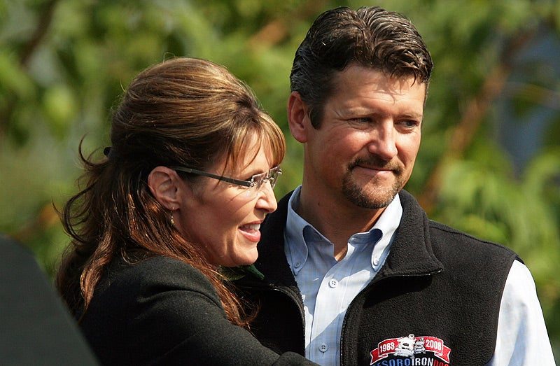 Did Todd Palin Have an Affair with a Massage Therapist?