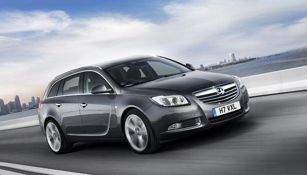 2009 Vauxhall, Opel Insignia Sports Tourer Revealed
