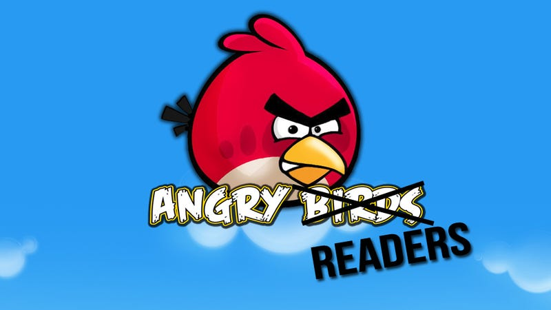 This Daily Beast Reader is Annnnngry About Angry Birds